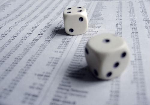 gambling in the stock market